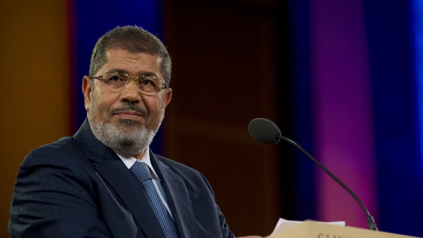"""Erdogan declara que el expresidente de Egipto Mohamed Mursi fue """"asesinado"""""""