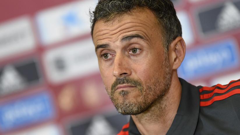 Luis Enrique deja el banquillo de la selección española de fútbol