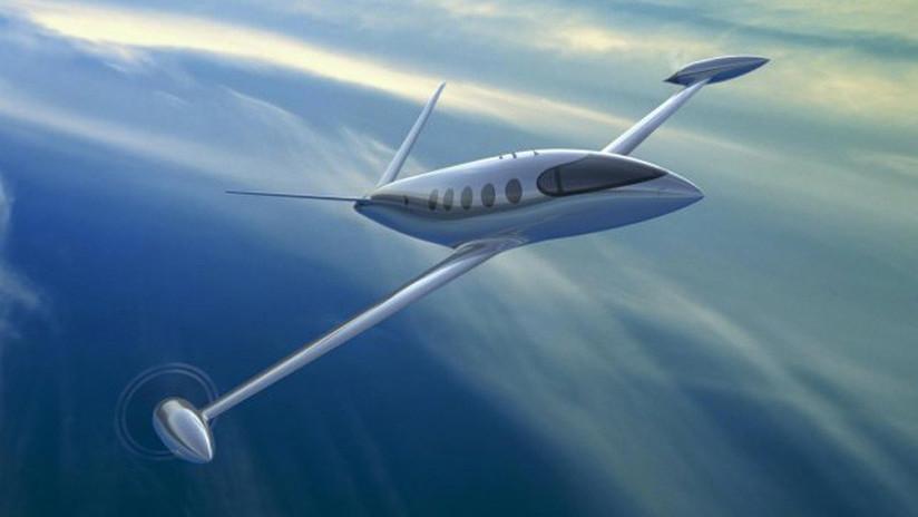 VIDEO: Presentan el primer avión totalmente eléctrico que emprenderá vuelos comerciales