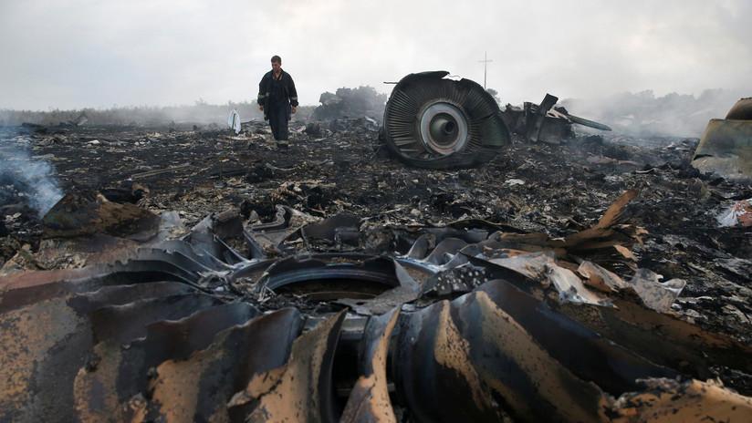 """Moscú: """"Los investigadores del derribo del vuelo MH17 están nuevamente realizando acusaciones absolutamente infundadas con el fin de desacreditarnos"""""""