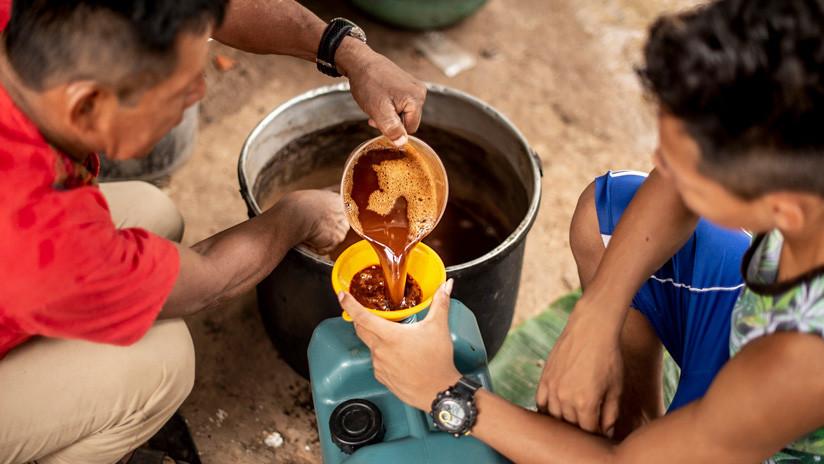"""La """"nueva colonización"""" que pone en peligro la práctica ancestral de la ayahuasca en Perú"""