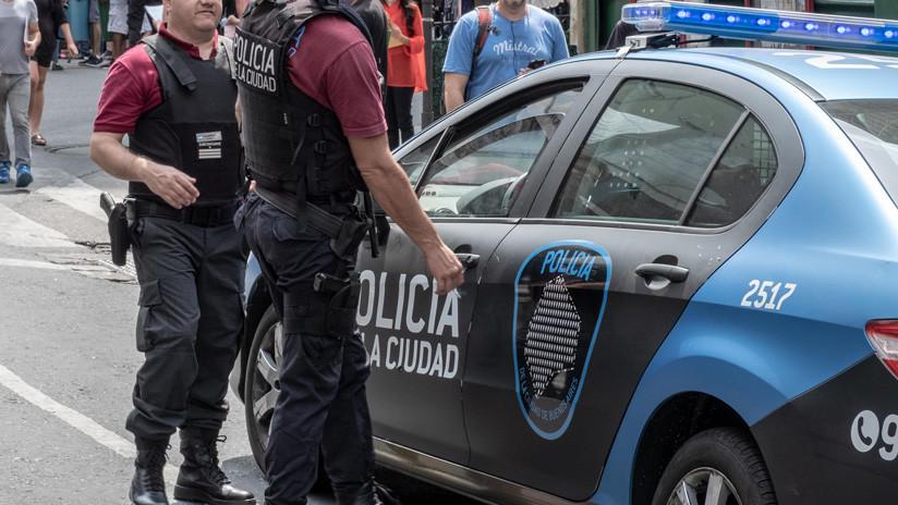 Detienen a la expareja de la mujer hallada muerta en una calle de Buenos Aires