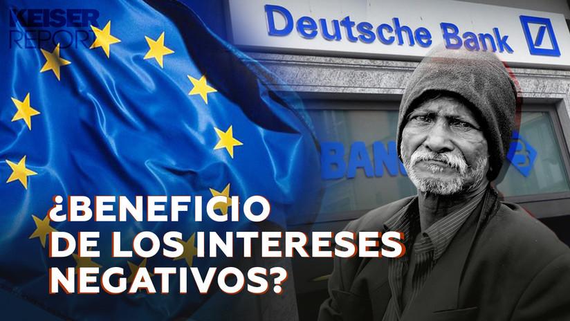 """""""El sistema bancario está a punto de desmoronarse y estamos al borde de una nueva pesadilla"""""""