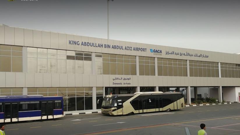 Los hutíes lanzan un ataque masivo con drones contra un aeropuerto saudita
