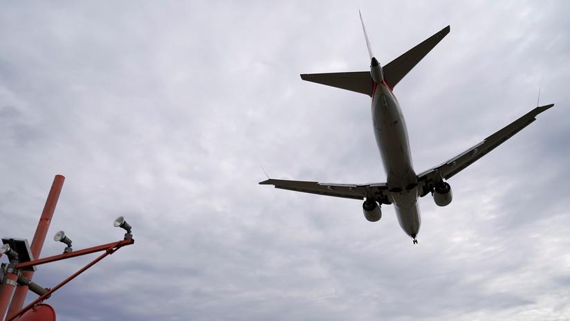 EE.UU. prohíbe todos los vuelos de aerolíneas estadounidenses sobre una parte del espacio aéreo de Irán