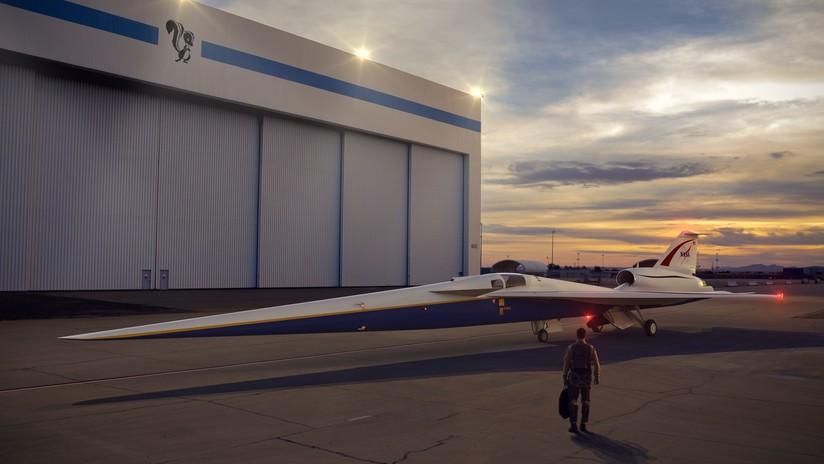 """Lockheed Martin: """"Nuestro nuevo avión comercial supersónico no producirá más ruido que el cierre de la puerta de un auto"""""""