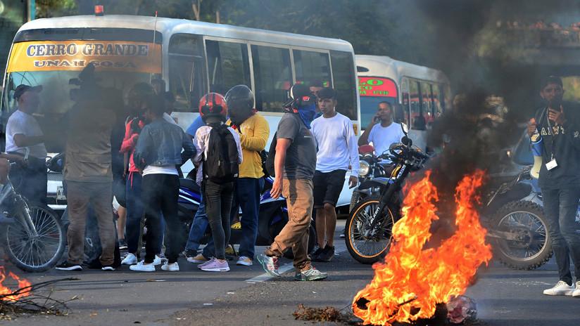 Protestas en Honduras, sublevación policial y el arribo de marines estadounidenses: ¿qué está pasando?