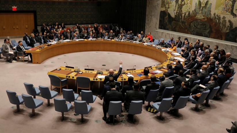 EE.UU. pide al Consejo de Seguridad de la ONU celebrar una reunión sobre Irán el próximo lunes