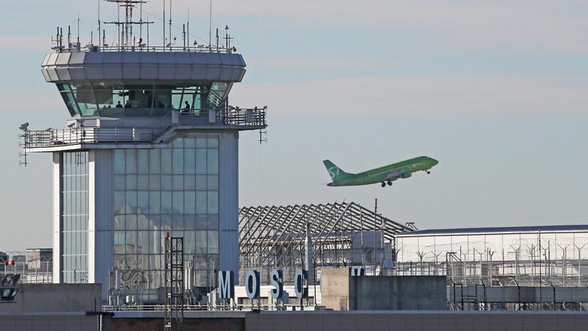 Moscú prohíbe el transporte aéreo desde Rusia a Georgia a partir del 8 de julio