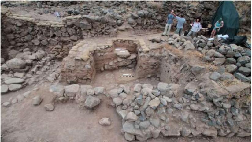 Arqueólogos 'abren' una antigua puerta que data de la época del rey David
