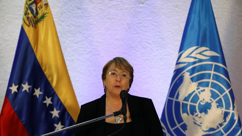 Equipo de Bachelet permanecerá en Venezuela para hacer seguimiento a los acuerdos con el Gobierno