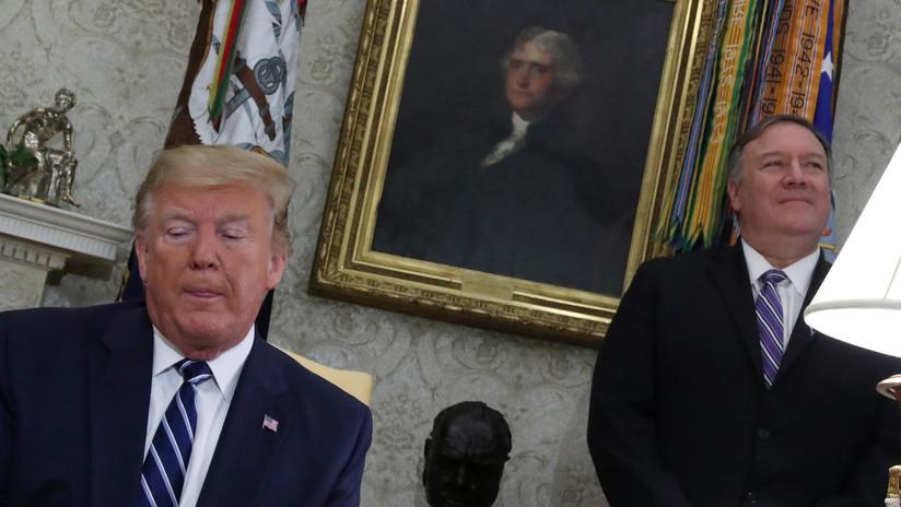 """Trump: EE.UU. aprobará """"importantes"""" nuevas sanciones contra Irán el 24 de junio"""