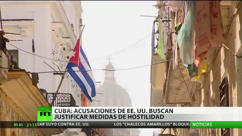Cuba y la UE condenan el posible endurecimiento de las sanciones unilaterales de EE.UU.