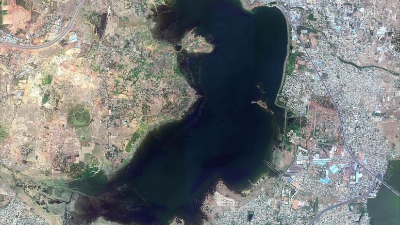 Una de las mayores ciudades de la India se quedará sin agua
