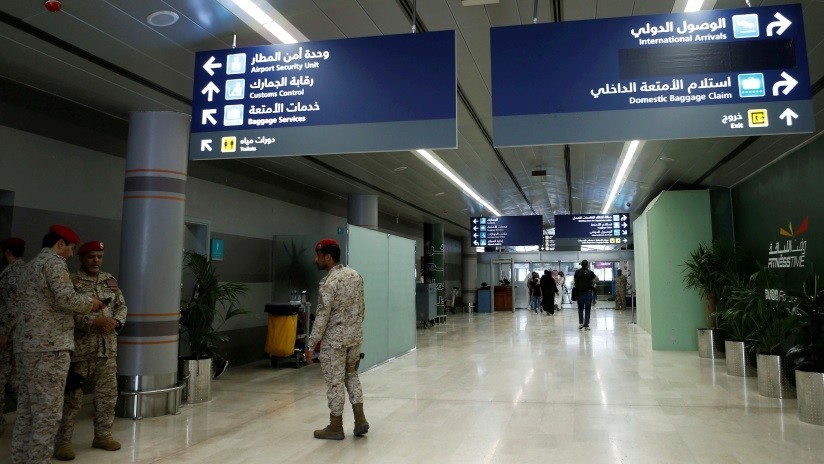 Al menos un muerto y varios heridos tras un ataque de drones contra un aeropuerto en Arabia Saudita