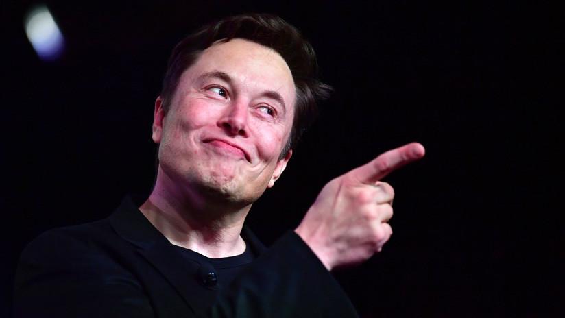 """""""Ocupa Marte"""": un tuit de Elon Musk con la foto de la Luna desconcierta a la Red"""