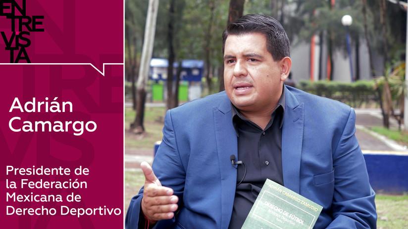 """Аbogado deportivo mexicano: """"La tipificación del amaño de los resultados y del dopaje como delitos son problemas pendientes en México"""""""