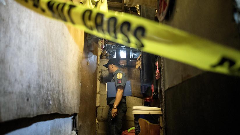 Joven trabajador muere atrapado en un molino de carne en Filipinas