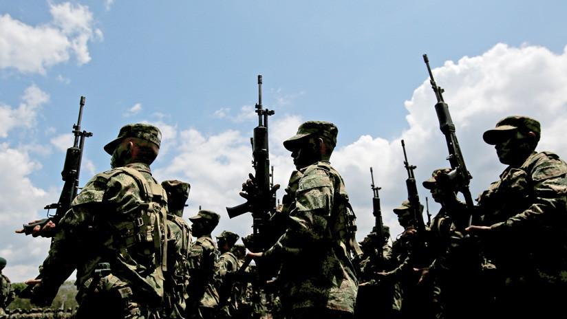 Denuncian 300 casos de 'falsos positivos' ante el tribunal de paz de Colombia