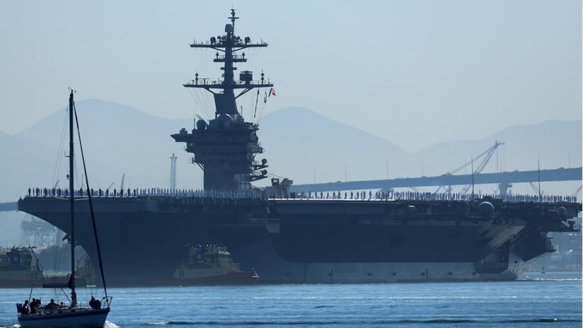EE.UU. quiere formar una coalición de seguridad marítima para proteger las rutas de navegación del golfo Pérsico