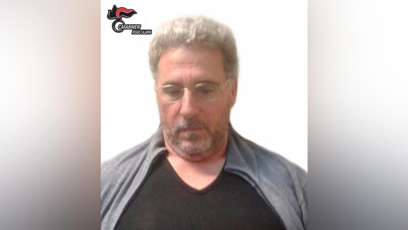 Se fuga de una prisión uruguaya Rocco Morabito, 'el rey de la cocaína de Milán'