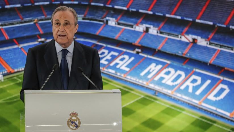 Los multimillonarios contratos del presidente del Real Madrid que se investigan en México