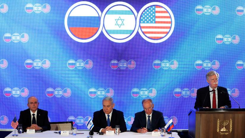 Rusia, EE.UU. e Israel llegan a un acuerdo en la mayor parte de cuestiones sobre Siria
