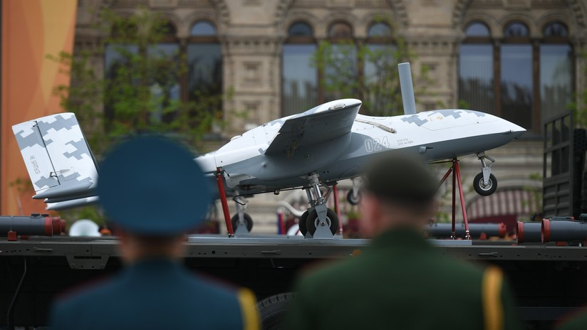 Rusia lanzará este año los ensayos oficiales de su novedoso dron militar Korsar (VIDEOS)