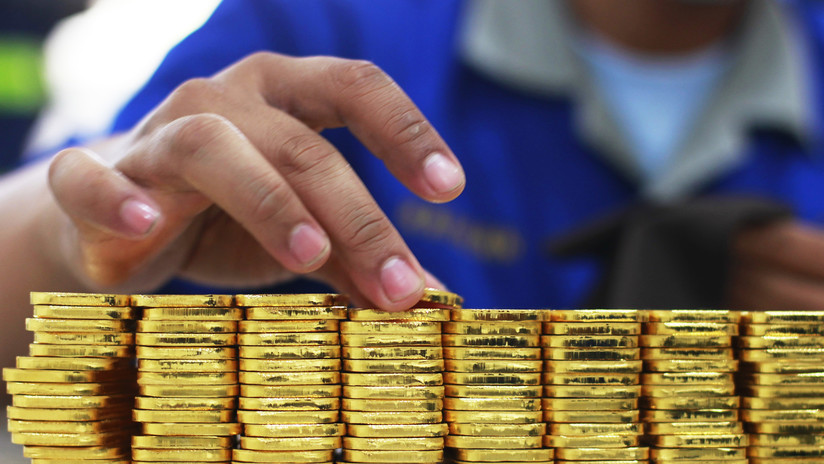 El oro sigue en alza y alcanza su mayor precio en 6 años