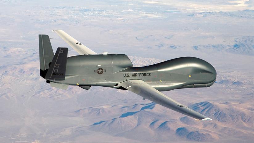 FOTOS: Pescadores iraníes hallan partes del dron de EE.UU. derribado por Teherán