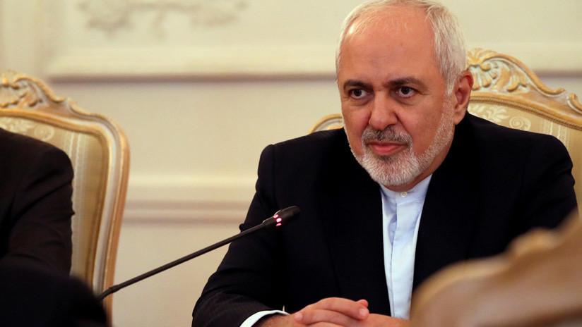 """Zarif acusa a Bolton de haber """"sacado"""" a EE.UU. de la mesa de diálogo y de planear la guerra contra Irán"""