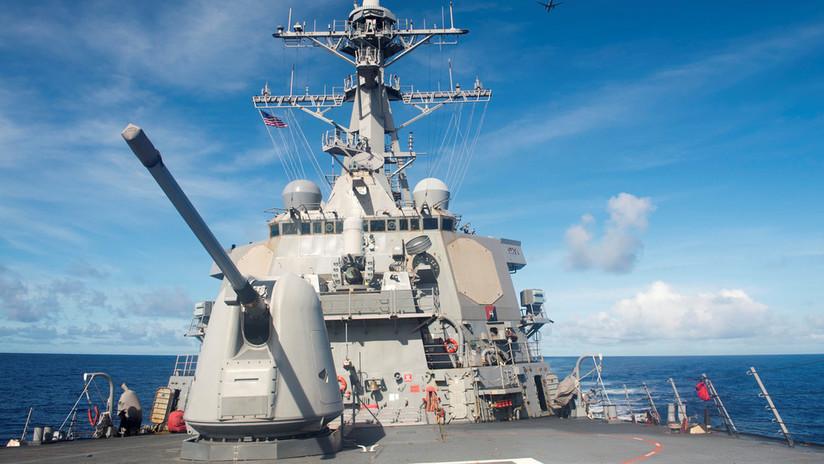 La Armada de EE.UU. incluye en lista de promoción a un militar que trató de tener sexo con una niña sorda