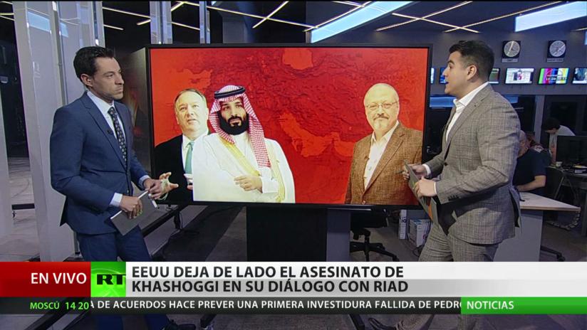 Experta pide ante la ONU investigar al príncipe heredero saudita por la muerte de Khashoggi