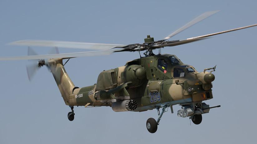 Rusia desclasifica las nuevas versiones de sus dos principales helicópteros de ataque: Mi-28NM y Ka-52