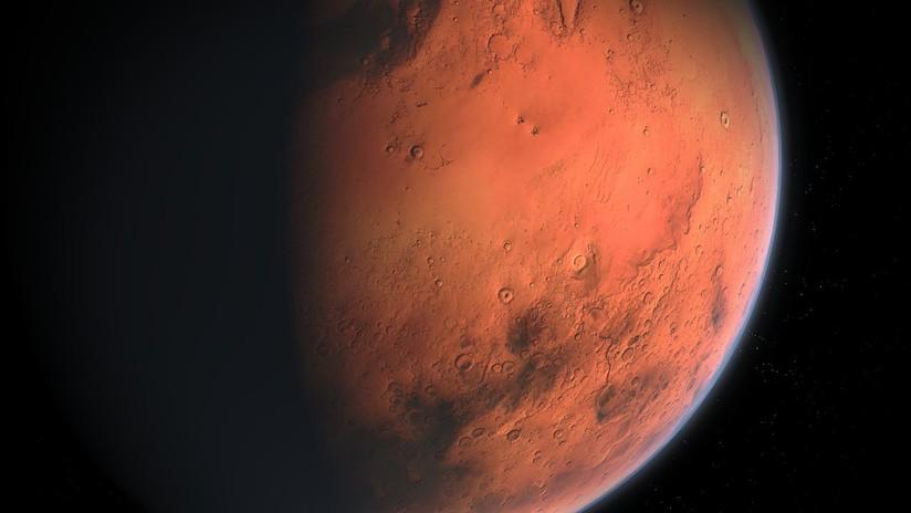 Marte pudo haber tenido vida antes que la Tierra
