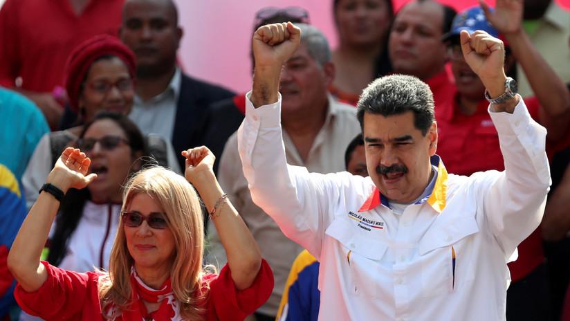 Maduro anuncia la captura de los responsables del plan de golpe de Estado en su contra