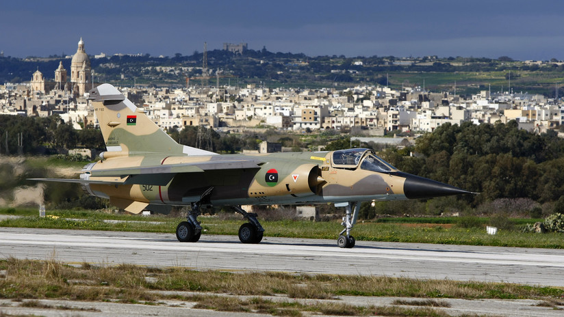 """El piloto """"mercenario"""" liberado por el Ejército Nacional Libio resultó ser un veterano de la Fuerza Aérea de EE.UU."""