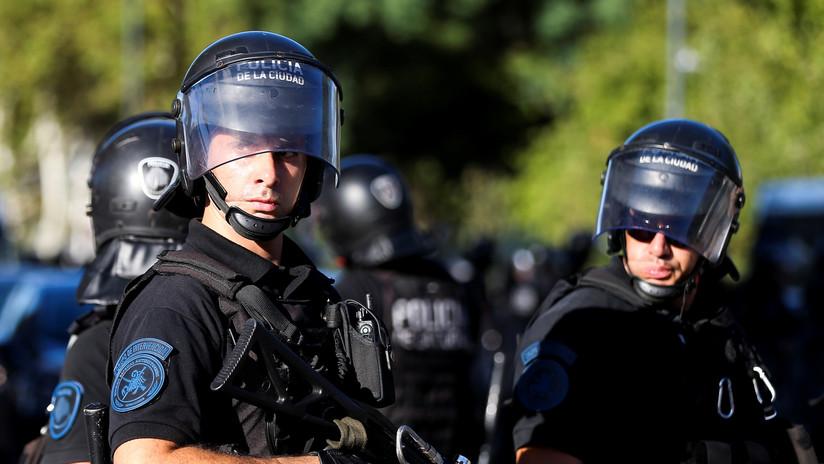 Argentina desmantela una banda de tráfico internacional de armas e incauta un inmenso arsenal