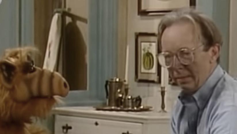 Fallece el actor Max Wright, el padre en la célebre serie 'ALF'