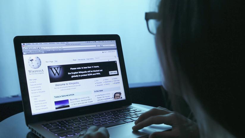 Cae la conexión de Wikipedia en varios países