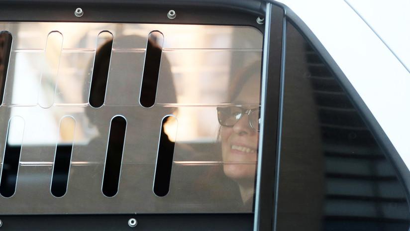 La antropóloga estadounidense Adrienne Pine es detenida en el aeropuerto de Honduras