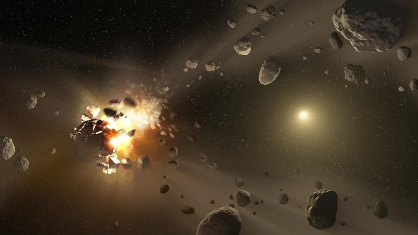 VIDEO: Un satélite capta el momento de la fuerte explosión de un asteroide al sur de Puerto Rico