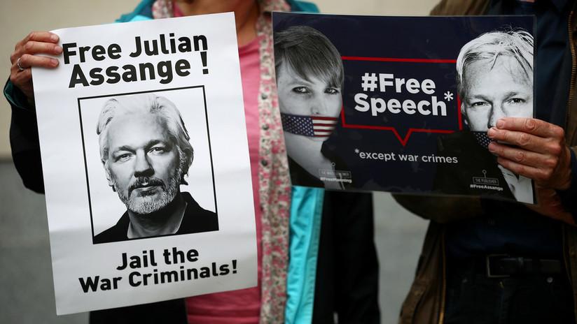 Medios occidentales se niegan a publicar un artículo del relator de la ONU sobre tortura dedicado a Assange