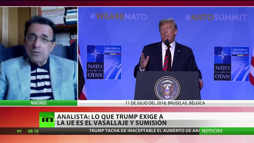 ¿Alianza o vasallaje?: EE.UU. recela de los proyectos de Defensa de sus socios europeos en la OTAN