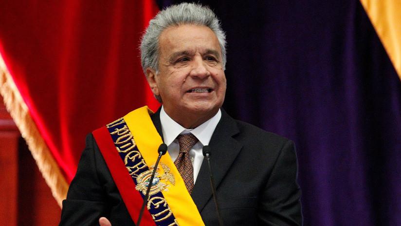 El gabinete de Gobierno de Lenín Moreno sufre cinco bajas en una semana