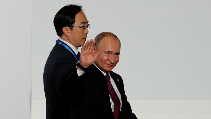 """Putin: """"Los BRICS deberían buscar la reforma del FMI"""""""