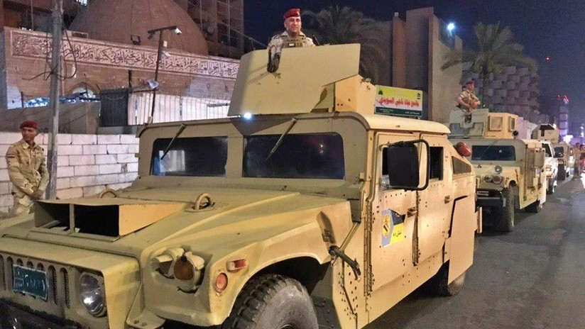 Asaltan la Embajada de Baréin en Irak por la conferencia sobre el plan de EE.UU. para los palestinos
