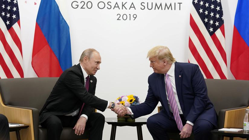 El desarme, Irán y Venezuela: De qué hablaron Putin y Trump en el G20