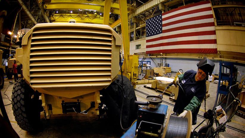 Informe del Pentágono señala las mayores debilidades del sector de defensa de EE.UU.