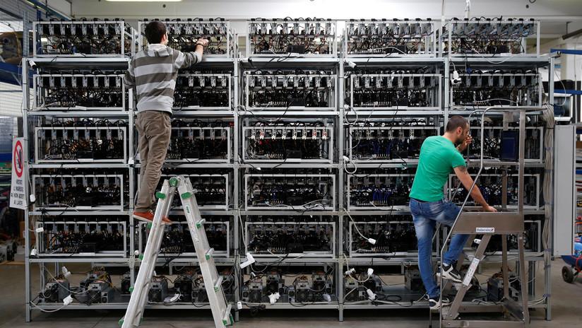 Así es la mayor mina de bitcoines de Argentina situada en medio de un frío extremo